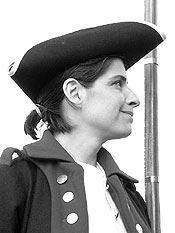 Anne Pasquale as Deborah Sampson